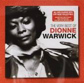 WARWICK DIONNE  - CD VERY BEST OF DIONNE WARWICK