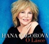 ZAGOROVA HANA  - CD O LASCE
