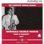 PARKER CHARLIE  - 3xCD INTEGRALE V.4 - BIRD OF..