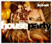 VARIOUS  - CD HOUSE PARTY