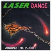 LASERDANCE  - CD AROUND THE PLANET