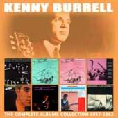 KENNY BURRELL  - 4xCD THE COMPLTE ALB..