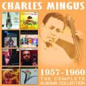 CHARLES MINGUS  - 4xCD THE COMPLTE ALB..