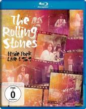 ROLLING STONES  - BRD HYDE PARK LIVE 1969 [BLURAY]