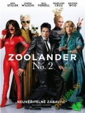 FILM  - DVD Zoolander No. 2...