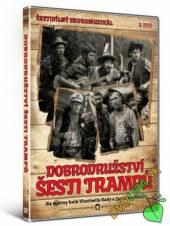 Dobrodružství šesti trampů 2 DVD - supershop.sk
