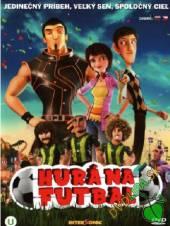 FILM  - DVD Hurá na futbal (Metegol) DVD