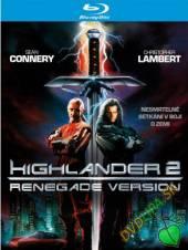 FILM  - BRD Highlander 2 - R..