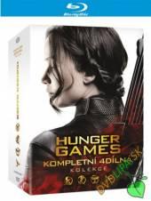 FILM  - BRD Hunger Games kol..