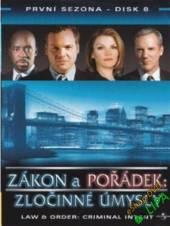 Zákon a pořádek: Zločinné úmysly 08 DVD - supershop.sk