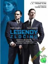 FILM  - DVD LEGENDY ZLOČINU (Legend) DVD