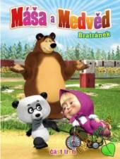 FILM  - DVD Máša a Medveď 3 - Bratránek DVD