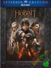 Hobit: Bitva pěti armád - prodloužená verze (The Hobbit: The Battle of the Five Armies - Extended Edition) 3Blu-ray [BLURAY] - supershop.sk