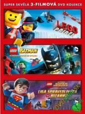 FILM  - DVD Lego kolekce 3DVD