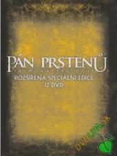 FILM  - DVD Pán prstenů fi..