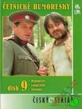 FILM  - DVD Četnické humor..