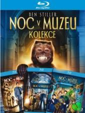 FILM  - BRD NOC V MUZEU 1-3 ..
