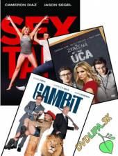 FILM  - DVD Kolekce Něco na té Cameron je DVD