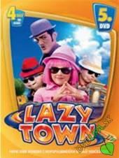 FILM  - DVD LAZY TOWN – 5...