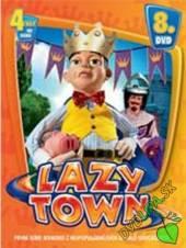 FILM  - DVD LAZY TOWN – 8...