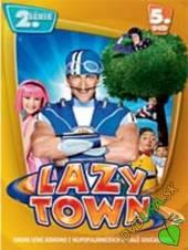 FILM  - DVD LAZY TOWN (Lazy ..
