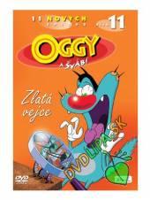 FILM  - DVP Oggy a švábi – Zlatá vejce DVD