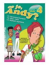 FILM  - DVP Co je Andy? 04 DVD