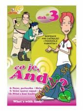 FILM  - DVP Co je Andy? 03 DVD