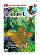 FILM  - DVP Lví král - Simba 03 DVD