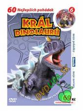 FILM  - DVP Král dinosaurů 06 DVD