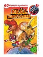 FILM  - DVP Král dinosaurů 02 DVD