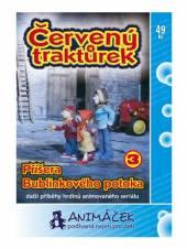 FILM  - DVP Červený traktůrek 03 DVD
