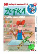 FILM  - DVD Žofka ředitelkou ZOO DVD