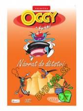 FILM  - DVD Oggy a švábi -..