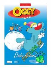 FILM  - DVD Oggy a švábi - Doba ledová DVD