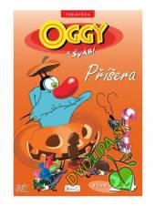 FILM  - DVD Oggy a švábi - Příšera DVD