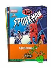 FILM  - DVD Spiderman 4 - kolekce 4 DVD