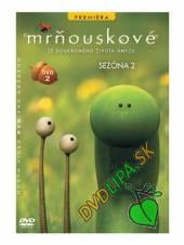 FILM  - DVD Mrňouskové 02 DVD