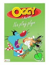 FILM  - DVP Oggy a švábi – Na plný plyn DVD