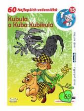 FILM  - DVP Kubula a Kuba Kubikula DVD