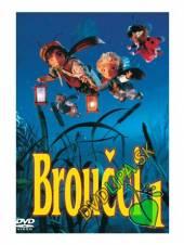 FILM  - DVP Broučci 01 DVD