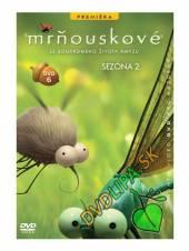 FILM  - DVD Mrňouskové 06 DVD