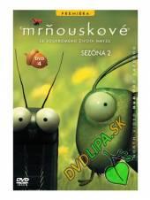 FILM  - DVD Mrňouskové 04 DVD