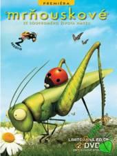 FILM  - DVD Mrňouskové (li..