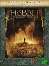 FILM  - DVD Hobit: Šmakova ..