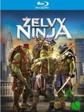 FILM  - DVD Želvy Ninja 201..
