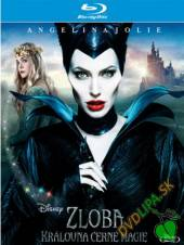 FILM  - DVD Zloba - Královn..