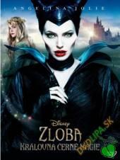Zloba - Královna černé magie (Maleficent) DVD - supershop.sk
