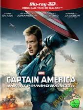 FILM  - BRD Captain America:..