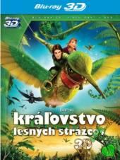 FILM  - DVD KRÁLOVSTVÍ LES..